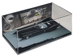 "Batman Collectable Batmobile Die-Cast ""Batman: Black & White #3"" 19x10x7cm"