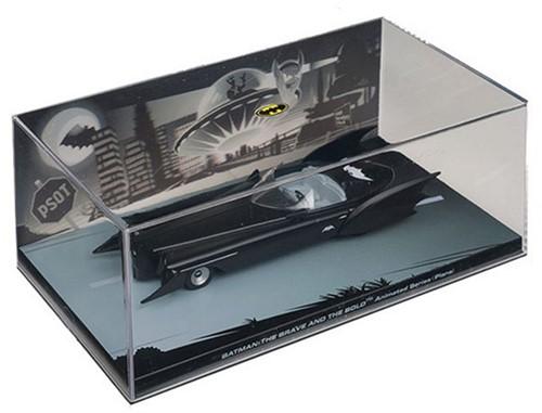 """Batman Collectable Batmobile Die-Cast """"Batman: Black & White #3"""" 19x10x7cm"""
