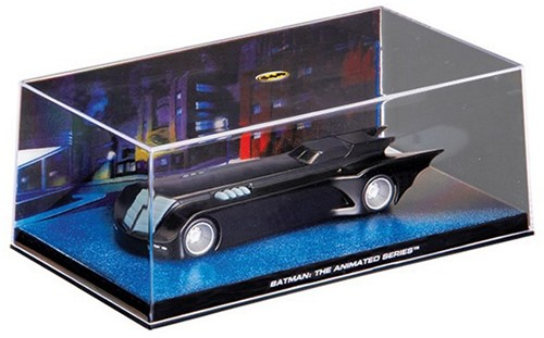 "Batman Collectable Batmobile Die-Cast ""Batman: The Animated Series"" 19x10x7cm"