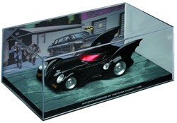 "Batman Collectable Batmobile Die-Cast ""Batman: Legends of the Da. #156"" 9x10x7cm"