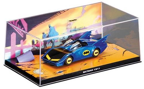 """Batman Collectable Batmobile Die-Cast """"Batman #311"""" 19x10x7cm"""