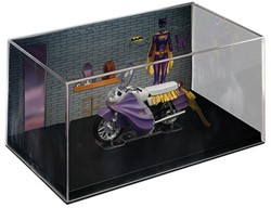 "Batman Collectable Batmobile Die-Cast ""Batman Classic TV Series Batg"" 19x10x10cm"