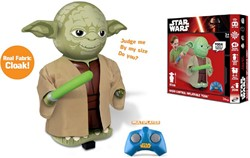 Disney Star Wars RC Yoda opblaasbaar met