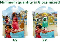 Disney Elena Avalor Mini Dolls 2 assorti