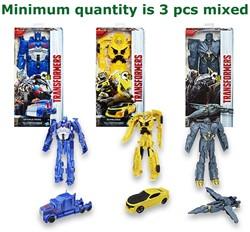 Hasbro Transformers The Last Knight Titan Changers figuren 3 assorti