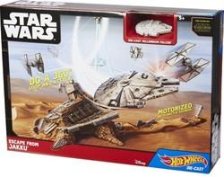 Hot Wheels Die-Cast Star Wars Escape From Jakku 38x53cm