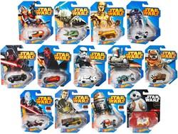 Hot Wheels Star Wars voertuigen assorti