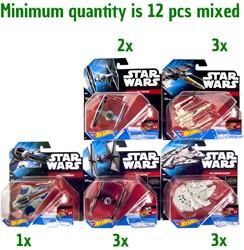 Hot Wheels Star Wars Starship assorti