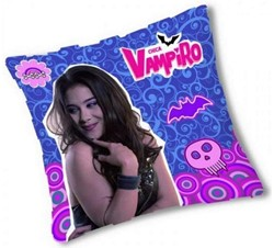Chica Vampiro Kussen 32x32cm