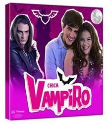 Chica Vampiro Canvas Type 1 35x35cm