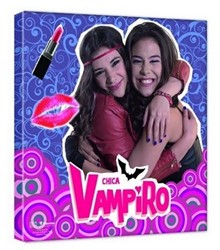 Chica Vampiro Canvas Type 2 35x35cm