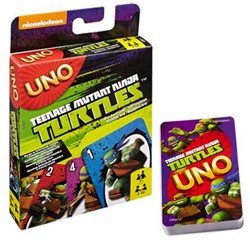 UNO Teenage Mutant Ninja Turtles Kaartspel