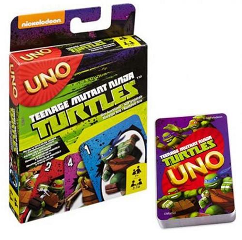 UNO Teenage Mutant Ninja Turtles Kaartspel