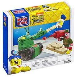 Mega Bloks Spongebob Pickle Tank Attack