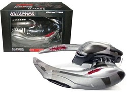 Battle Star Galactica Scar Cylon Raider