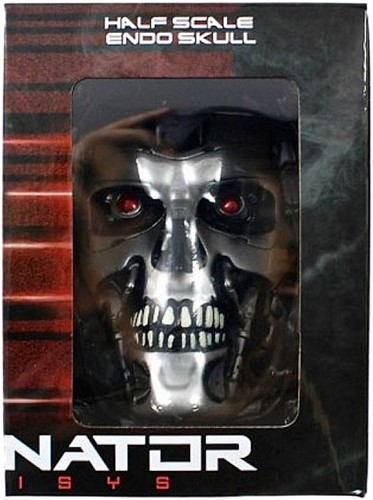 Terminator Endo Skulls