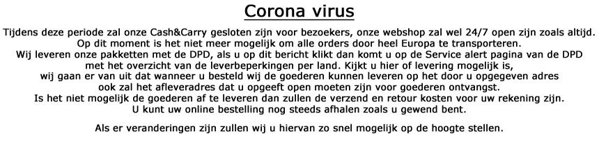 NL - Voorpag - banner 1 Corona