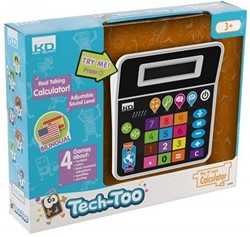 Tech Too Mijn eerste pratende calculator