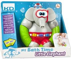 Badspeeltje olifant met geluid