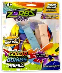 Zorbz Color Water Bombs met kleurpoeder