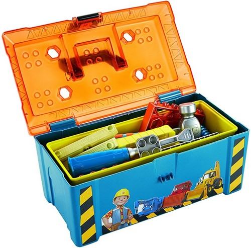 Bob the Builder Build & Saw Toolbox