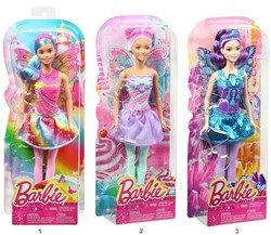 Mattel Barbie Dreamtopia Fee 3 assorti