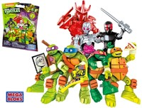 Blind Bag Mega Bloks Ninja Turtles Serie2 in display-2
