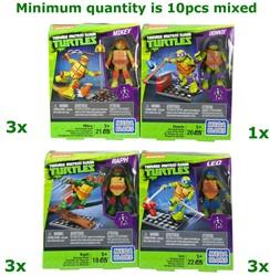 Mega Bloks Teenage Mutant Ninja Turtles