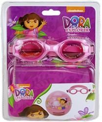 Dora Set Opblaasbare Waterbal met bril