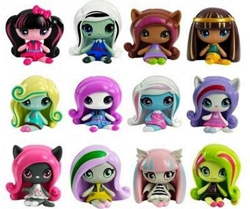 Blind Bag Monster High Minis assorti in  display-2