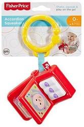 Fisher-Price Baby Toy-accordeon met geluid