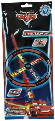 Cars Glow Flying Disc 15x34cm