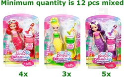 Barbie Dreamtopia bellenblaaszeemeermin 13x22cm