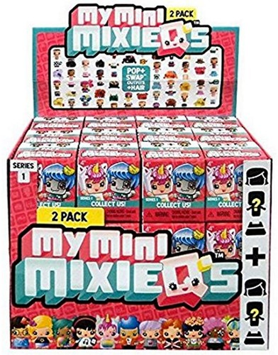 My Mini Mixie Q's 2 pack series 2 4,5x4,5cn