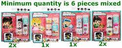 Mattel My Mini Mixie Q´s Figure Pack 4 assorti
