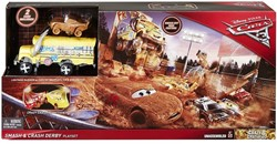 Disney Cars 3 Cooles Crash-Derby Speelset