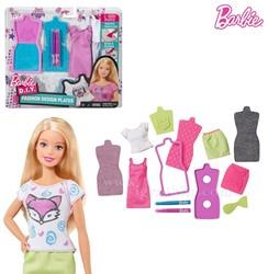 Barbie Fashion Design Plates 2 assorti