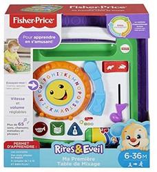 Fisher-Price Mijn eerste draaitafel 29x32xcm Taal: Frans