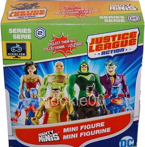 Blind Bag Justice League Action verzamelfiguren assorti in display S2-2