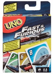 Uno Fast & Furious 8