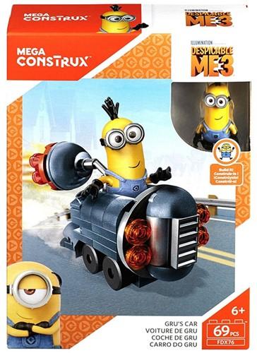 Mega Construx DM3 Gru's Car 69pcs
