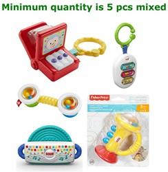 Fisher-Price Instrumenten 5 assorti
