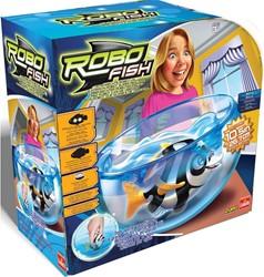 Zuru Robo Fish Robot vis met vissenkom