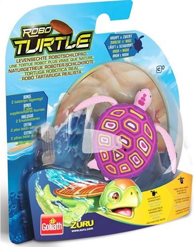 Zuru Robo Turtle Robot roze