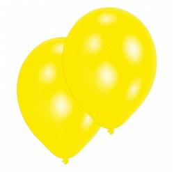 Ballonnen Latex Ballonnen Metallic Geel