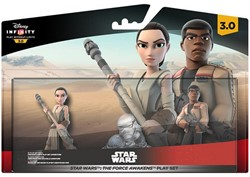 Infinity 3 Playset - Star Wars The Force Awakens