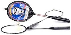 Sportline Badmintonset met shuttles