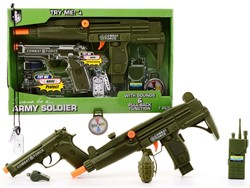 Army Forces speelset Deluxe in opentouch