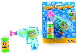 Aqua Fun Bubble Machine bellenblaaspistool met licht