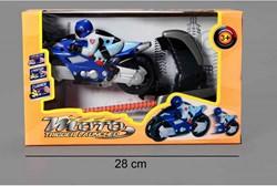 Auto's race 6cm 4 delige set